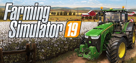 Постер Farming Simulator 19