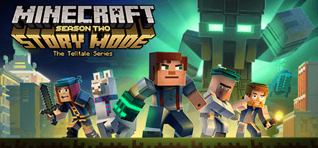 Скачать игру Minecraft: Story Mode - Season Two. Episode 1-5 на ПК бесплатно