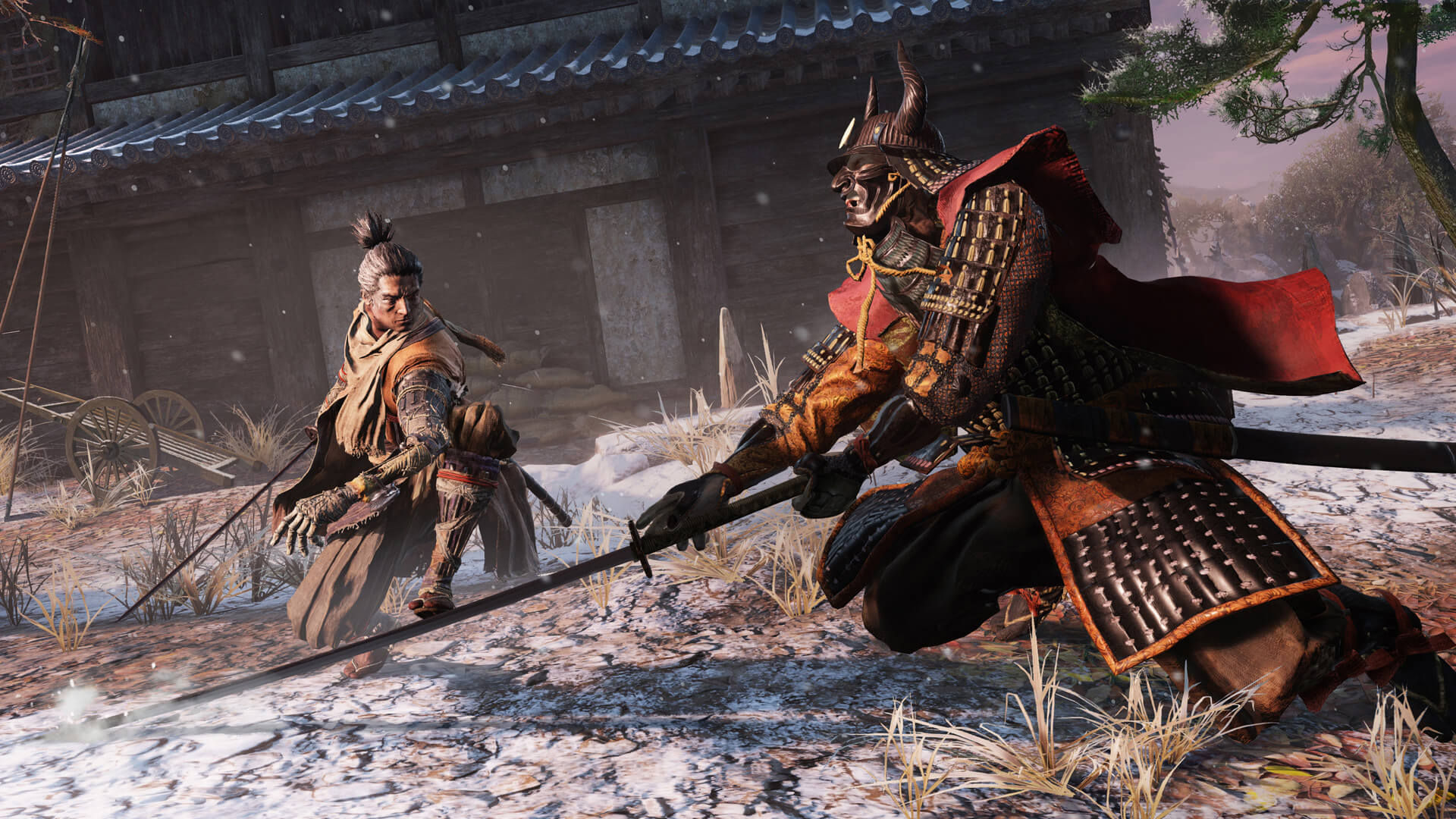 Скриншот из игры Sekiro: Shadows Die Twice - GotY Edition