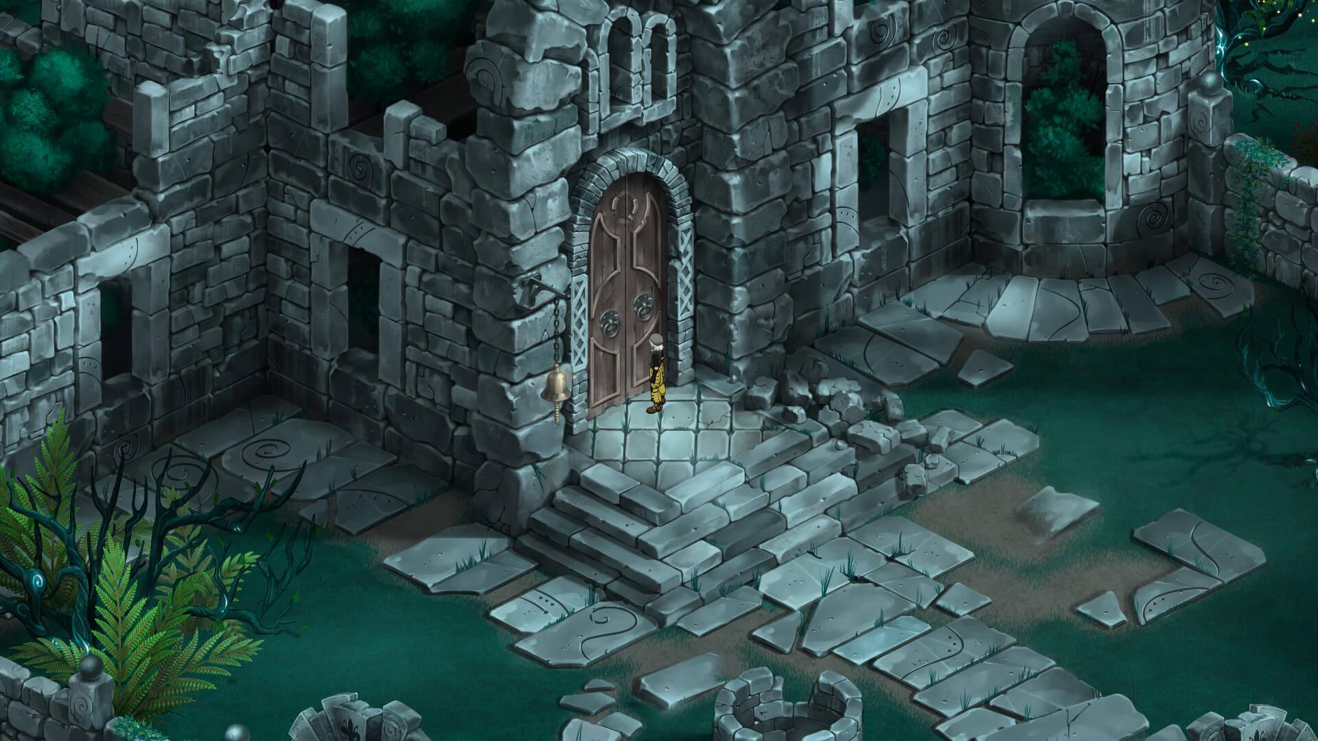 Скриншот из игры Grimshade