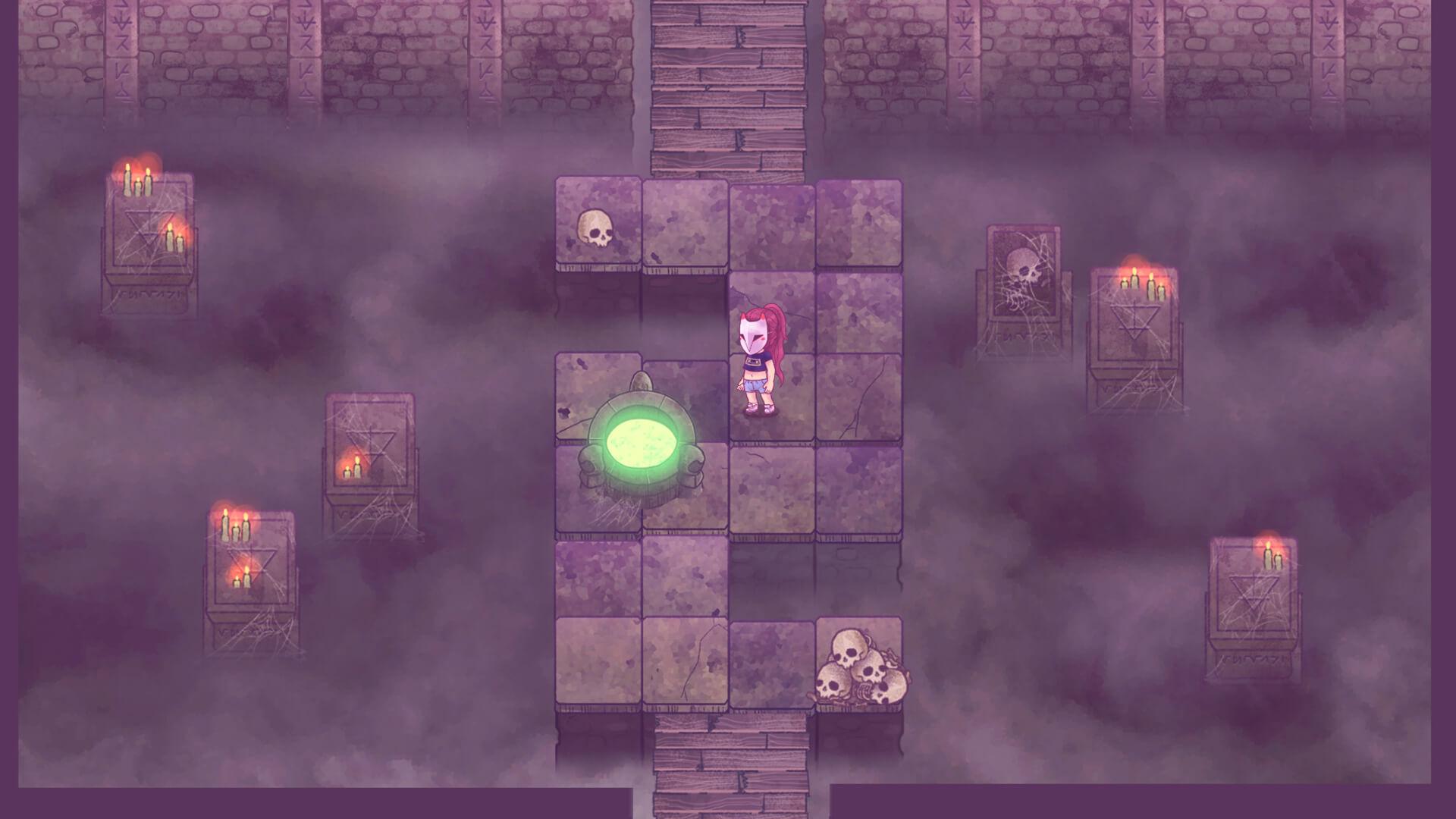 Скриншот из игры The World Next Door