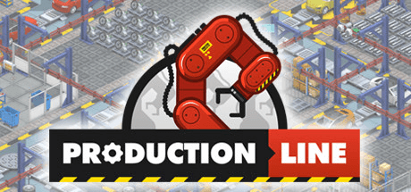 Постер Production Line: Car factory simulation