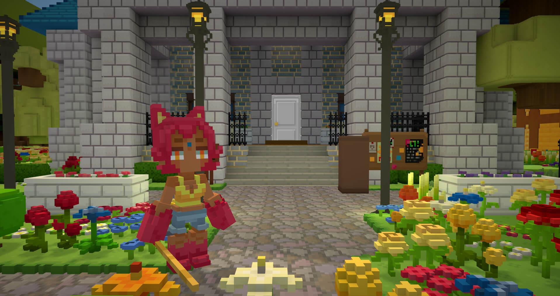 Скриншот из игры Staxel