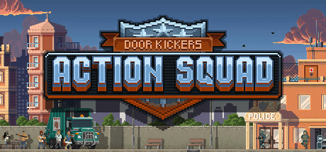 Постер Door Kickers: Action Squad