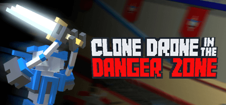 Постер Clone Drone in the Danger Zone