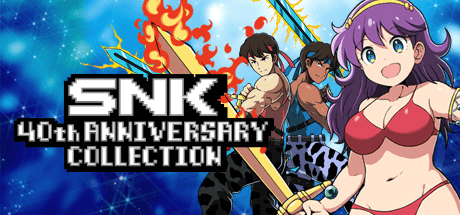 Скачать игру SNK 40th Anniversary Collection на ПК бесплатно