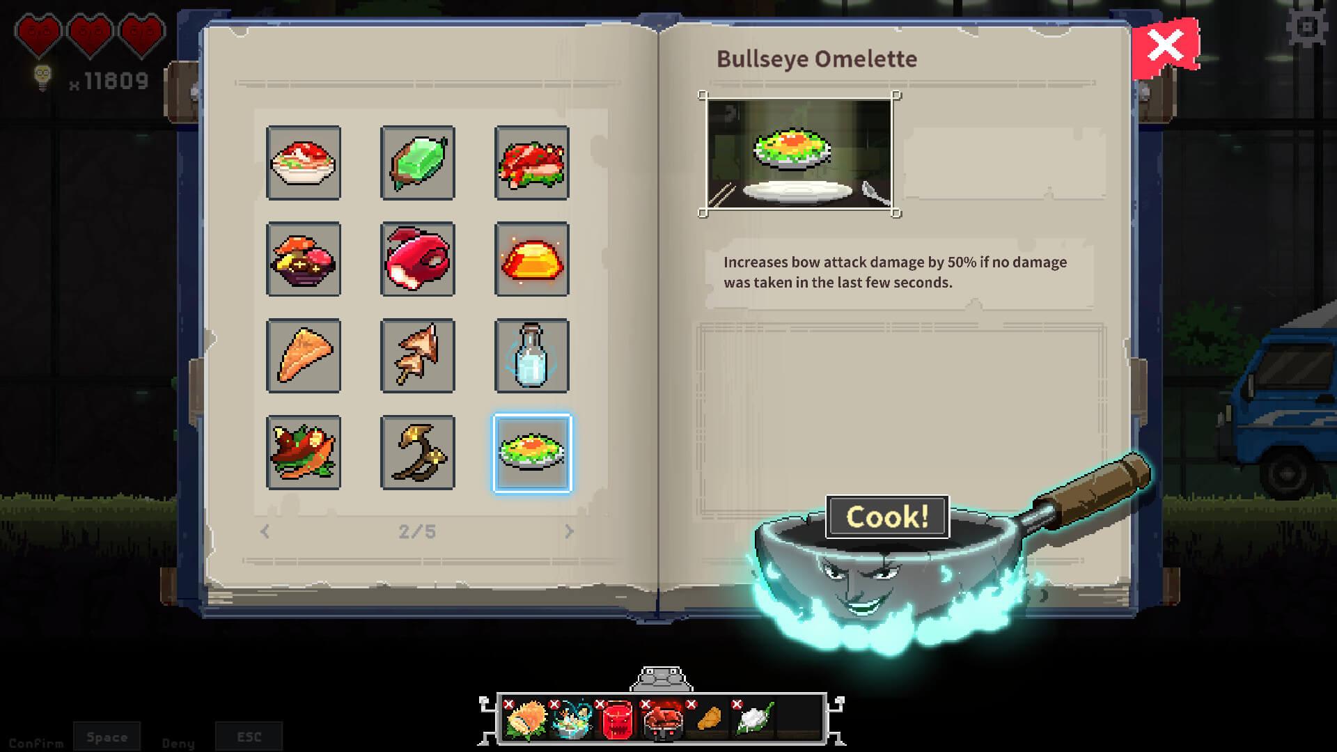 Скриншот из игры Dungeon Munchies