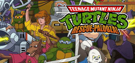Скачать игру Teenage Mutant Ninja Turtles: Rescue-Palooza! на ПК бесплатно