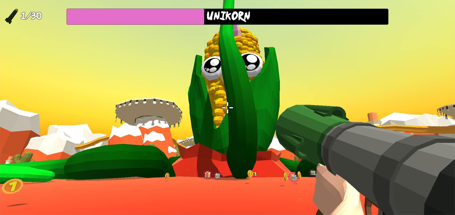 Скриншот из игры Gorytale