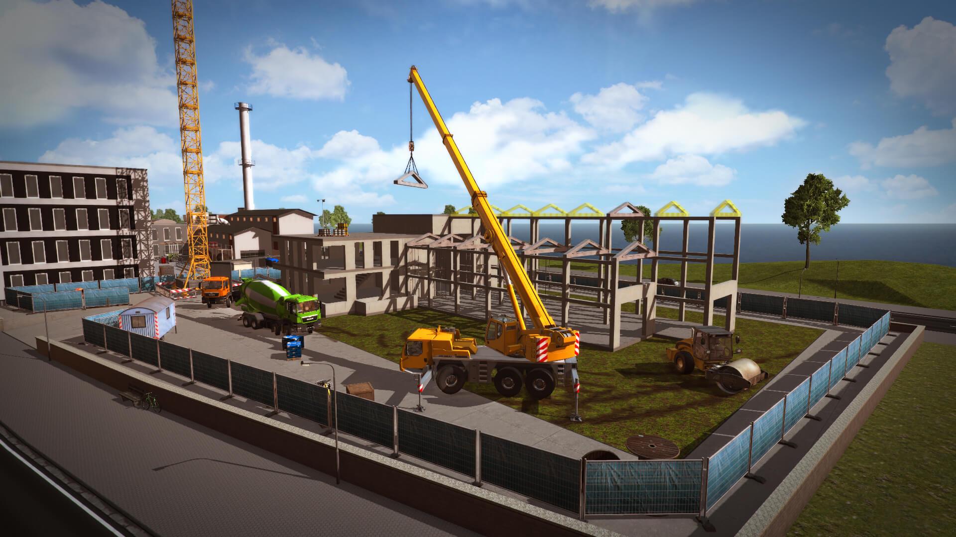 Скачать Construction Simulator 2015 (Последняя Версия) на ПК
