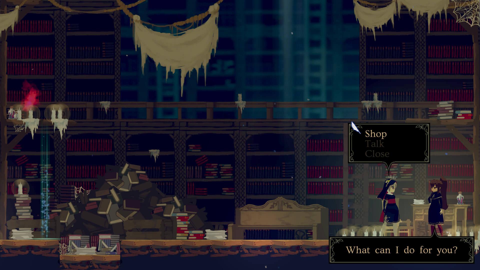 Скриншот из игры Minoria