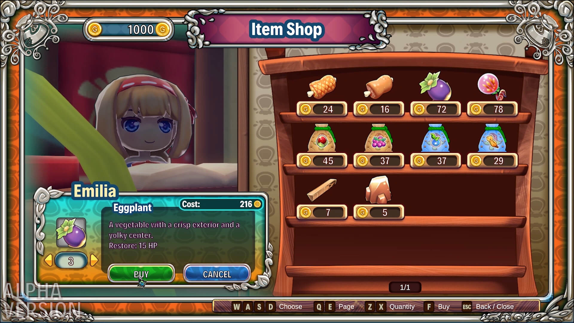 Скриншот из игры Re: Legend