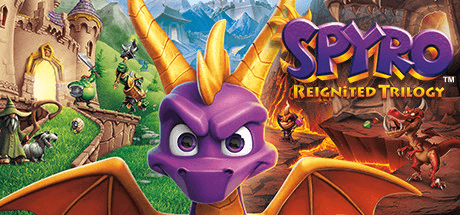 Постер Spyro Reignited Trilogy