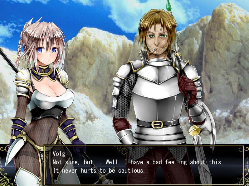 Скриншот из игры Lilitales