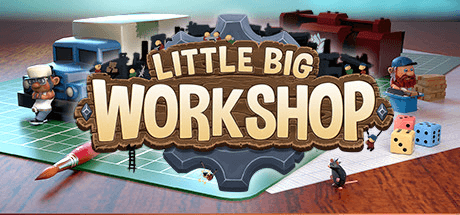 Постер Little Big Workshop