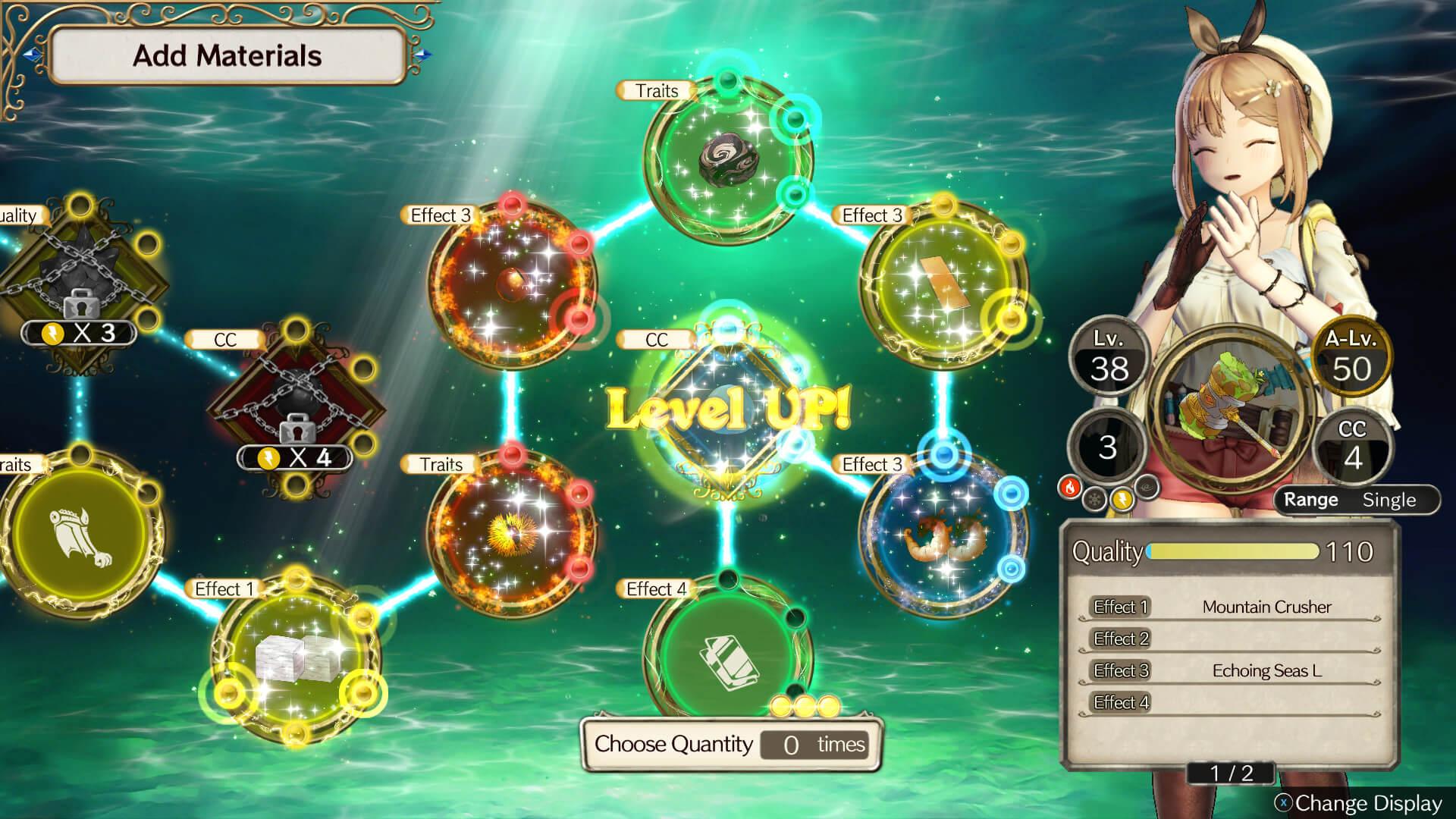 Скриншот из игры Atelier Ryza: Ever Darkness & the Secret Hideout