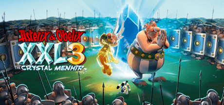 Постер Asterix & Obelix XXL 3 - The Crystal Menhir
