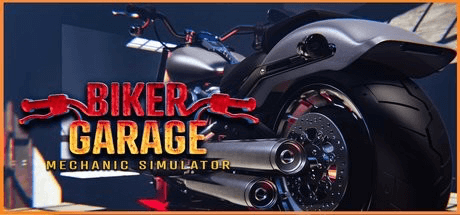 Скачать игру Biker Garage: Mechanic Simulator на ПК бесплатно