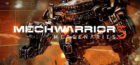 Постер MechWarrior 5: Mercenaries - Digital Deluxe Edition