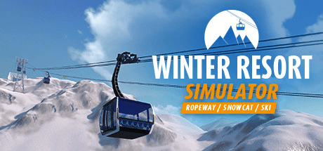 Постер Winter Resort Simulator