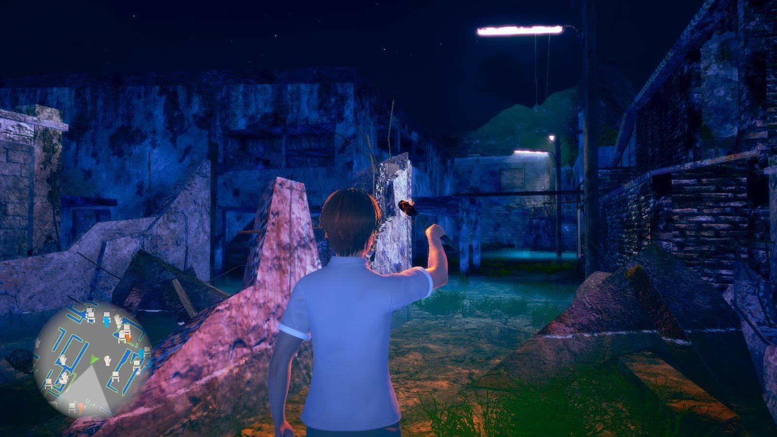 Скриншот из игры AI*Shoujo/AI*少女