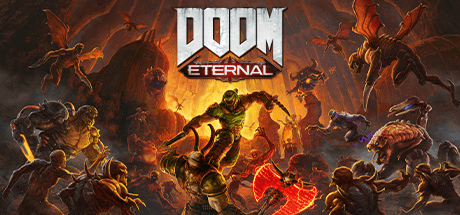 Постер DOOM Eternal - Deluxe Edition