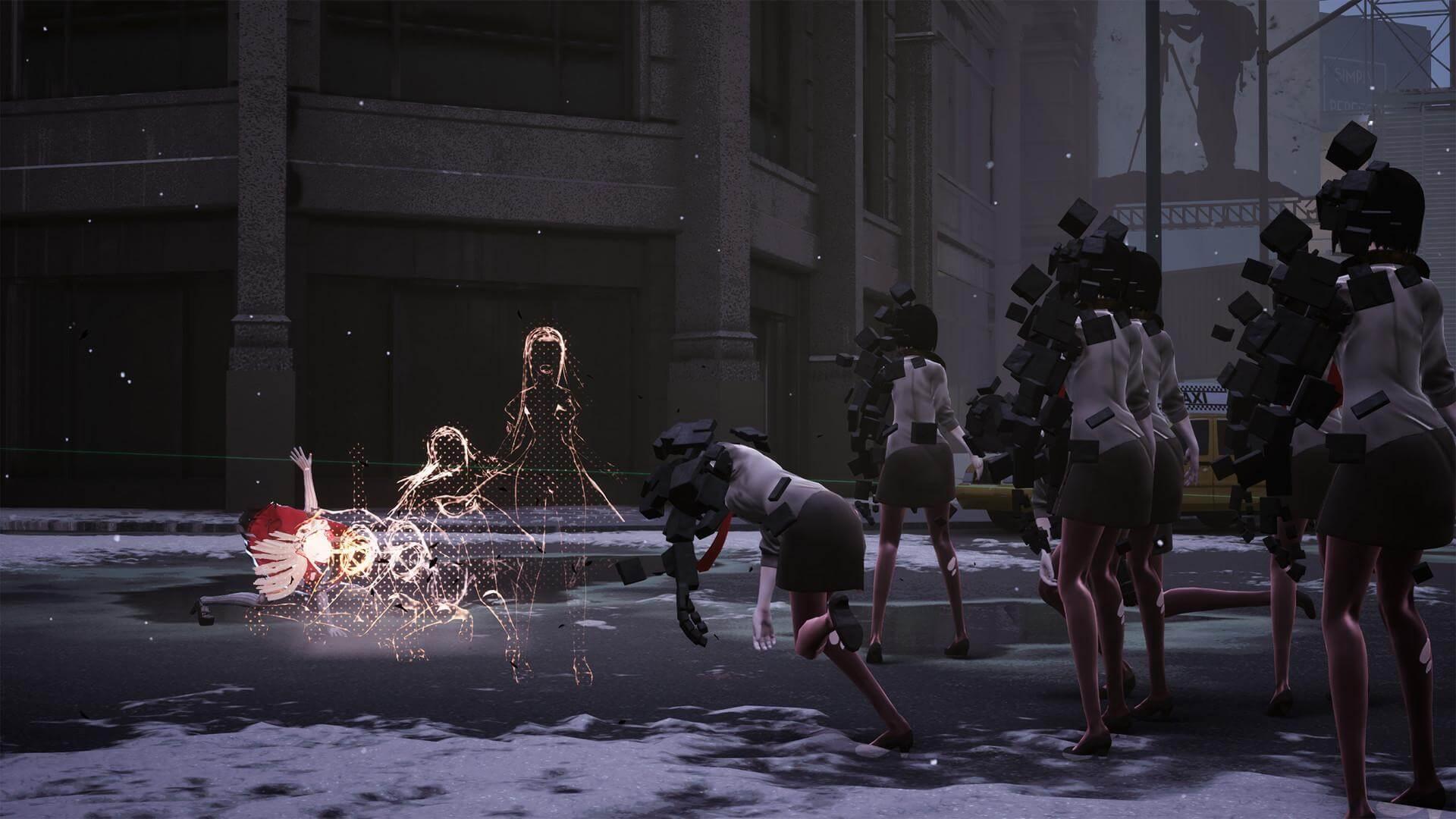 Скриншот из игры Mahou Arms