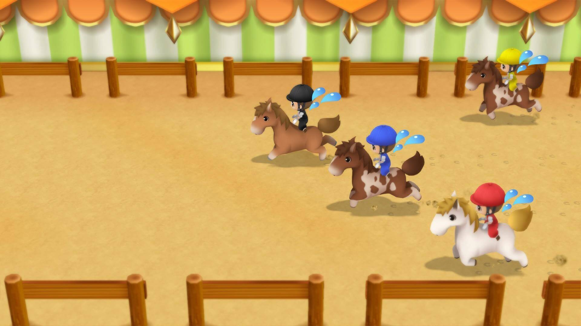 Скриншот из игры STORY OF SEASONS: Friends of Mineral Town