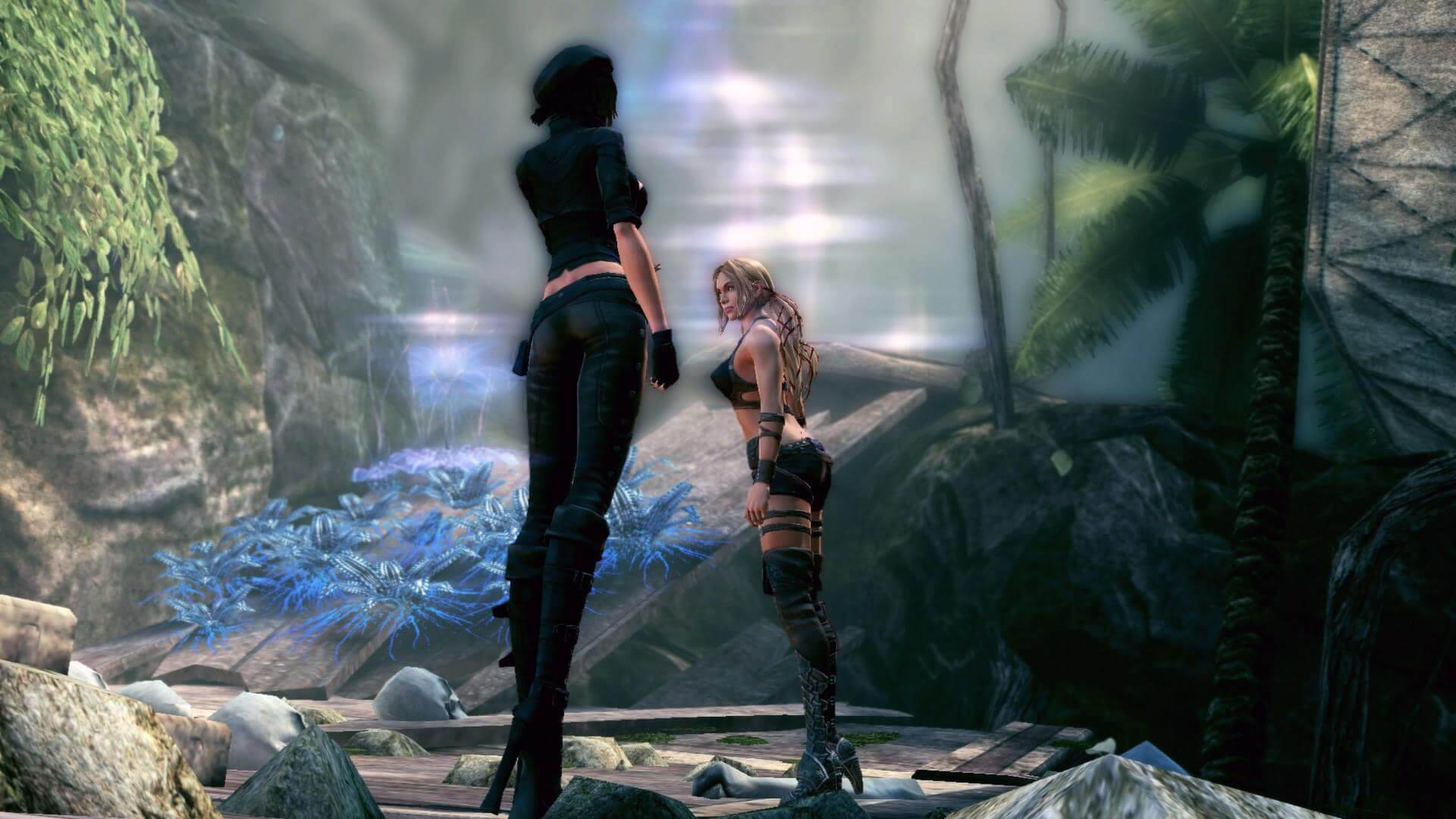 Скриншот из игры Blades of Time - Limited Edition