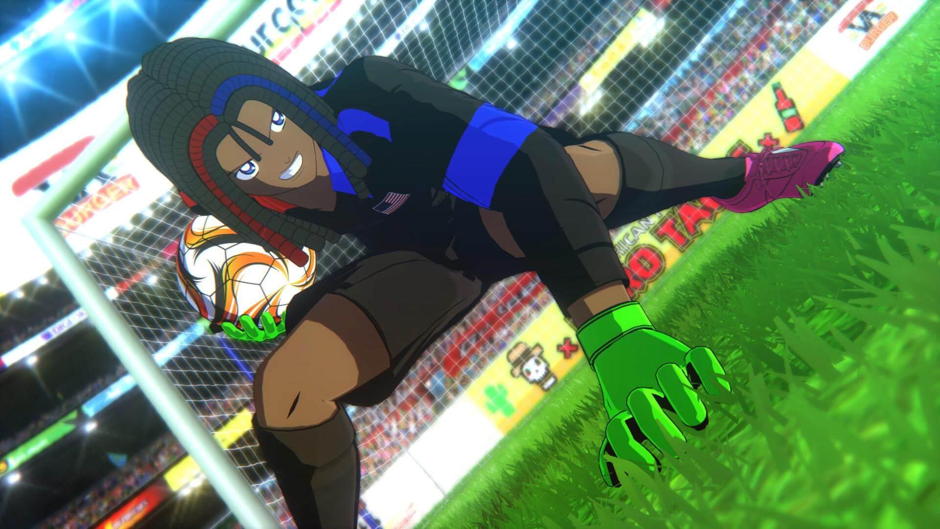 Скриншот из игры Captain Tsubasa: Rise of New Champions