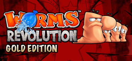 Скачать игру Worms Revolution  - Gold Edition на ПК бесплатно