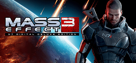 Постер Mass Effect 3 - Digital Deluxe Edition