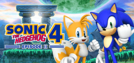 Постер Sonic the Hedgehog 4 Episode II