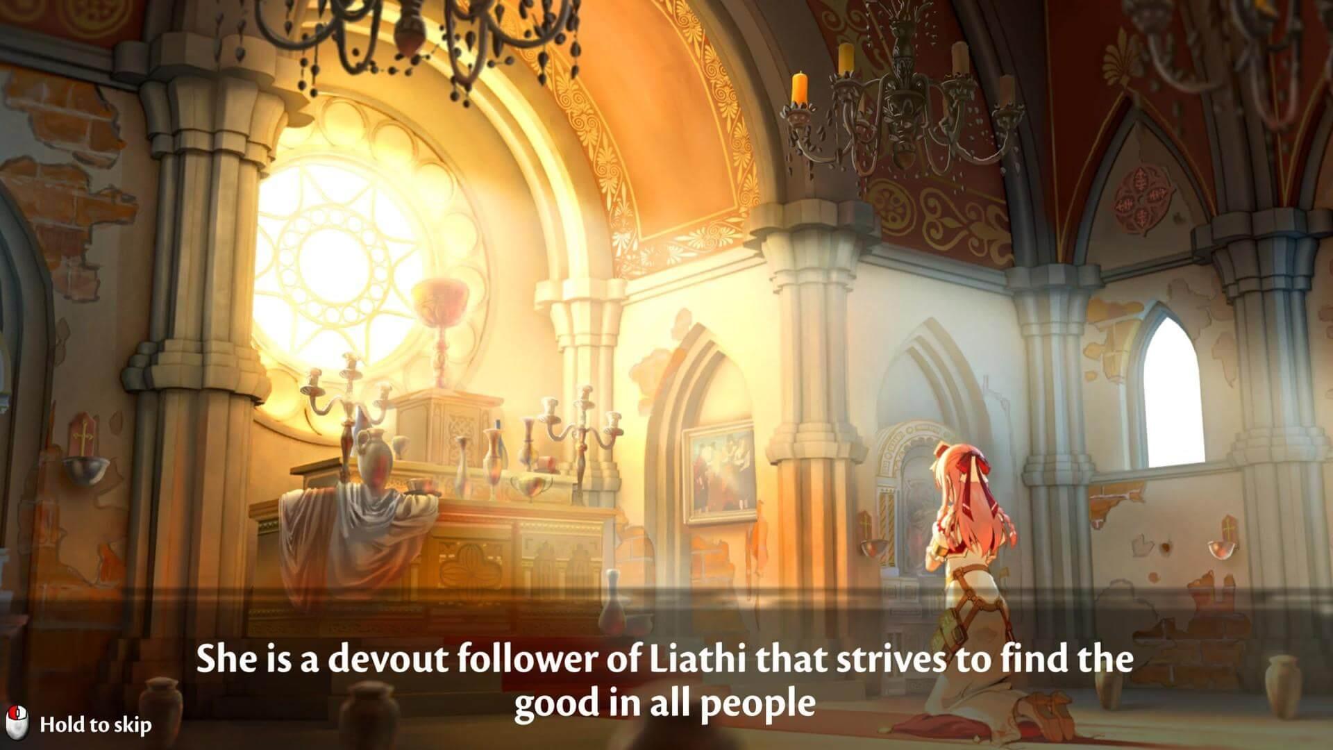 Скриншот из игры Tears of Avia