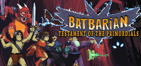 Скачать игру Batbarian: Testament of the Primordials на ПК бесплатно