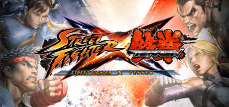 Постер Street Fighter X Tekken