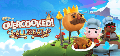 Постер Overcooked! All You Can Eat